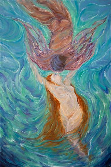 Psyché et la transfiguration