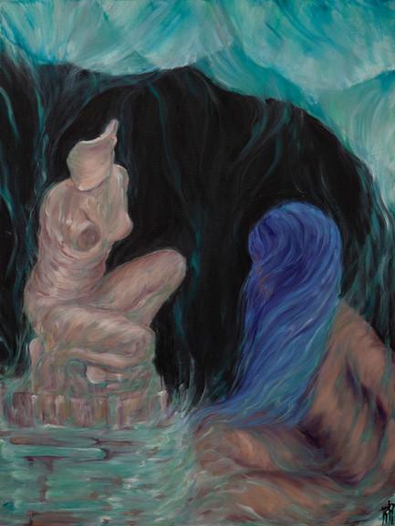 la temporalité de la caverne