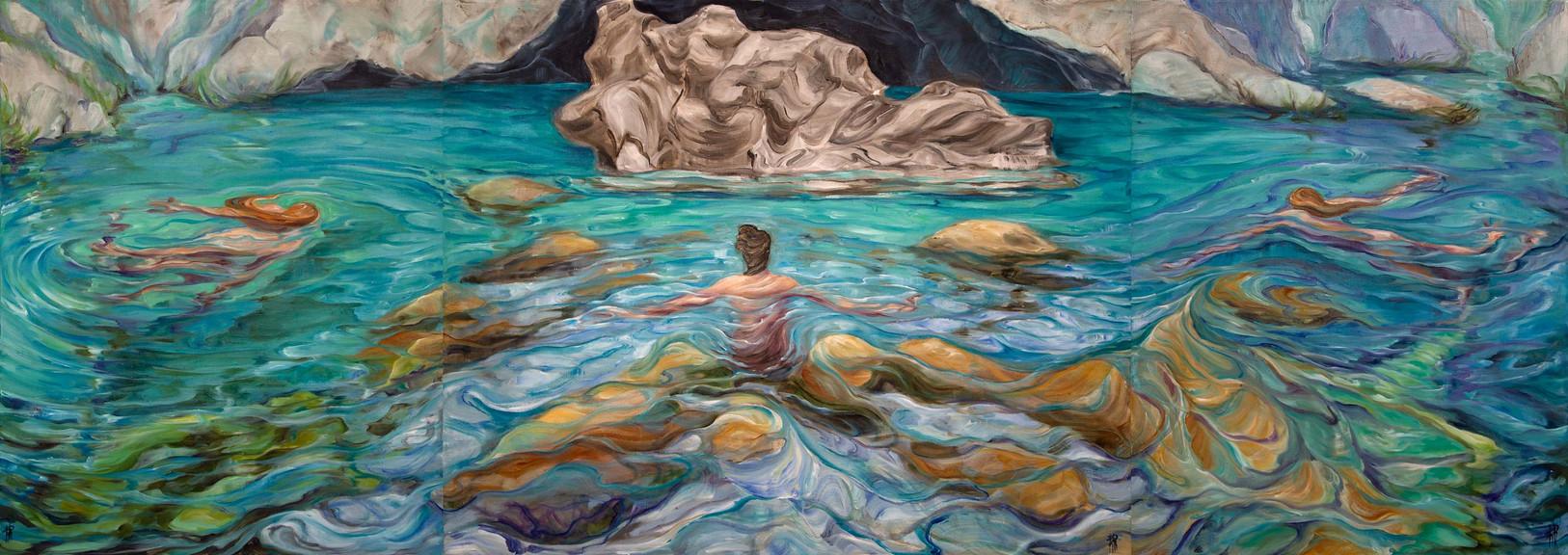 La baignade des déesses