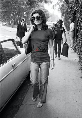Jackie Kennedy et son fils John-John