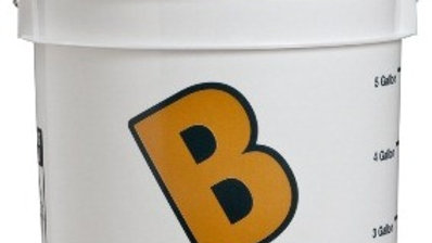 """""""ALE PAIL"""" 6.5 GALLON BOTTLING BUCKET WITH 1"""" HOLE"""