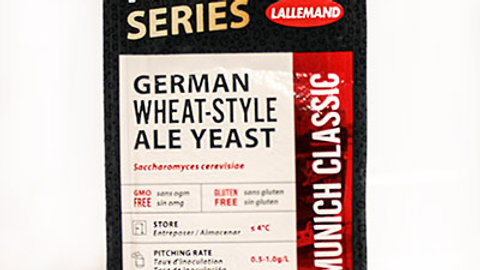 LALLEMAND MUNICH CLASSIC BREWING YEAST 11 GRAM