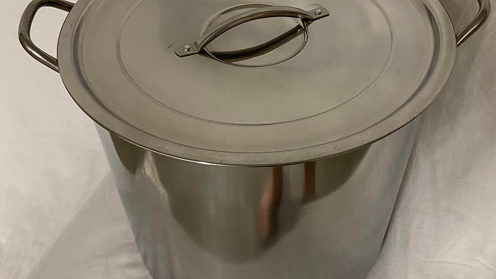 20 Quart Boil Pot with Lid