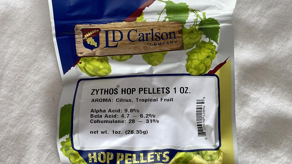 US Zythos Hop Pellets 1oz.