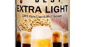 BREWERS BEST® EXTRA LIGHT LIQUID MALT EXTRACT 3.3 LB