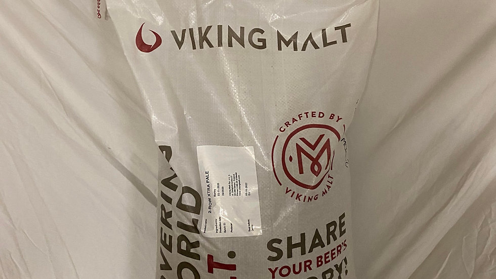 2-Row Xtra Pale Malt - Viking Malt By Pound