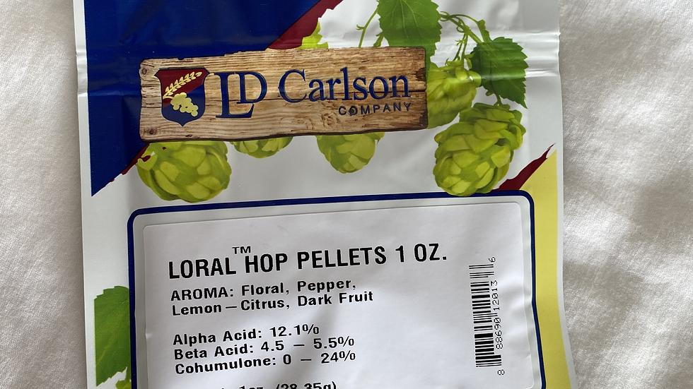 US Loral Hop Pellets 1oz.