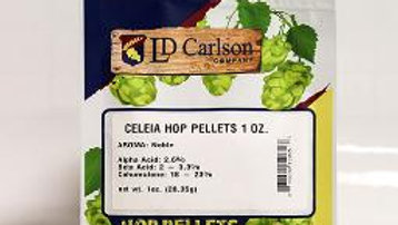 Celeia Styrian Golding Hop Pellets 1oz.