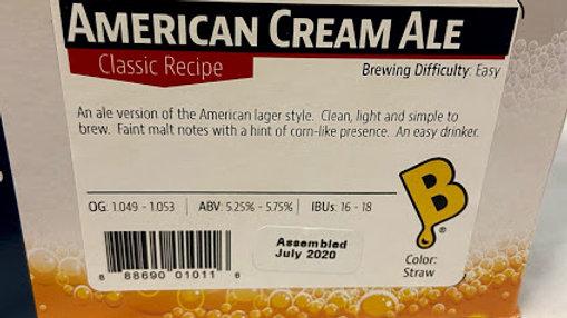 American Cream Ale