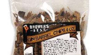BREWER'S BEST® GIN BARREL CHIPS 4 OZ