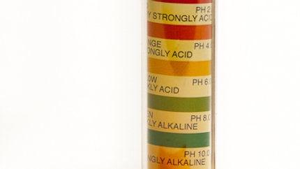 UNIVERSAL pH PAPERS 100/VIAL RANGE 2.0 - 10.0