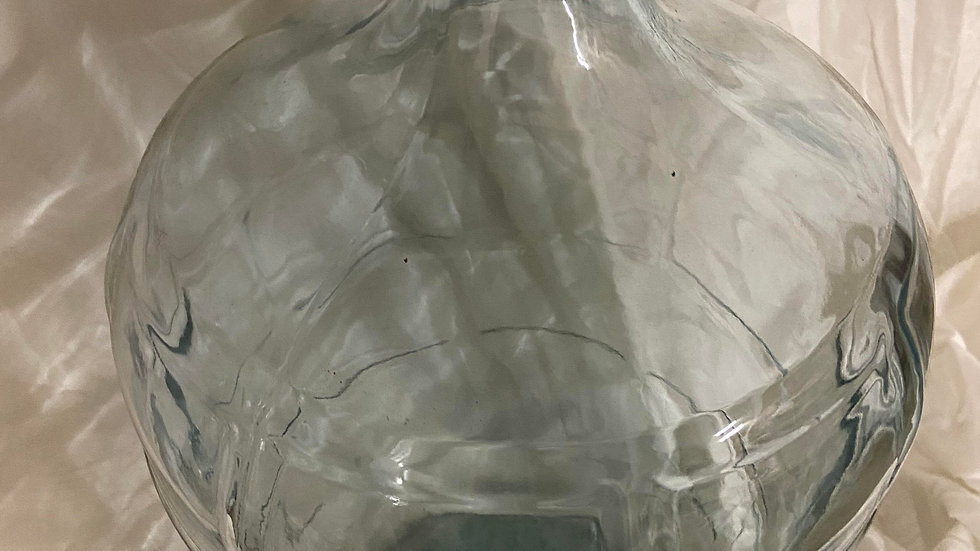 Used glass carboy 5 Gallon