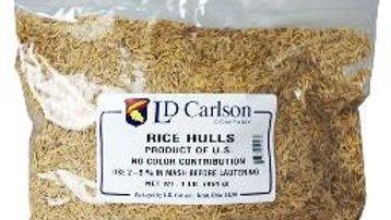 RICE HULLS by the pound