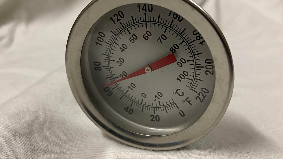 Used Thermometer