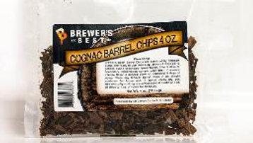 BREWER'S BEST® COGNAC BARREL CHIPS 4 OZ