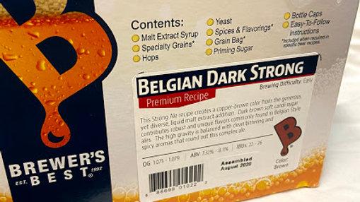 Belgian Dark Strong