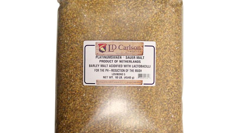 PLATINUMSWAEN© SAUER MALT 10 LB ( Acidulated Malt )