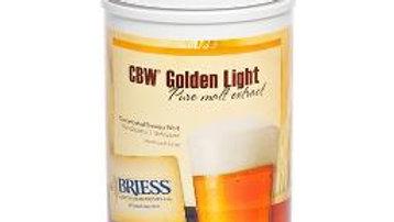 BRIESS GOLDEN LIGHT CANISTER 3.3 LB