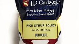 RICE SYRUP SOLIDS 1 LB POWDER