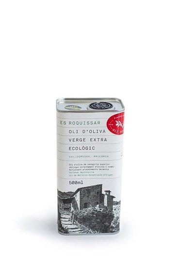 ES ROQUISSAR- Organic Extra Virgin Olive Oil (500ml)