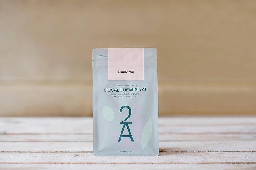 MUNTANYA - Olive leaf tea