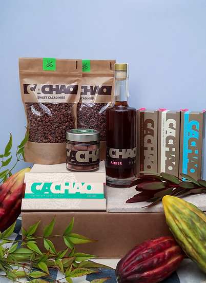 Cacao Lovers Gift Box