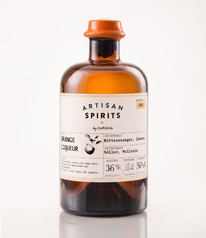 ORANGE- Artisan Spirits