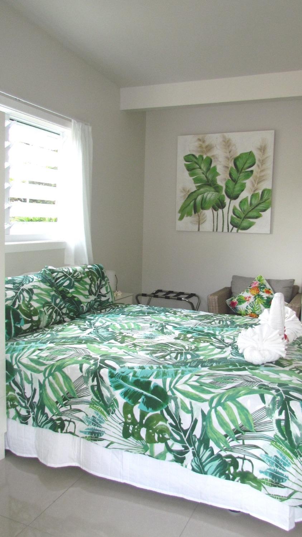 Bedding area
