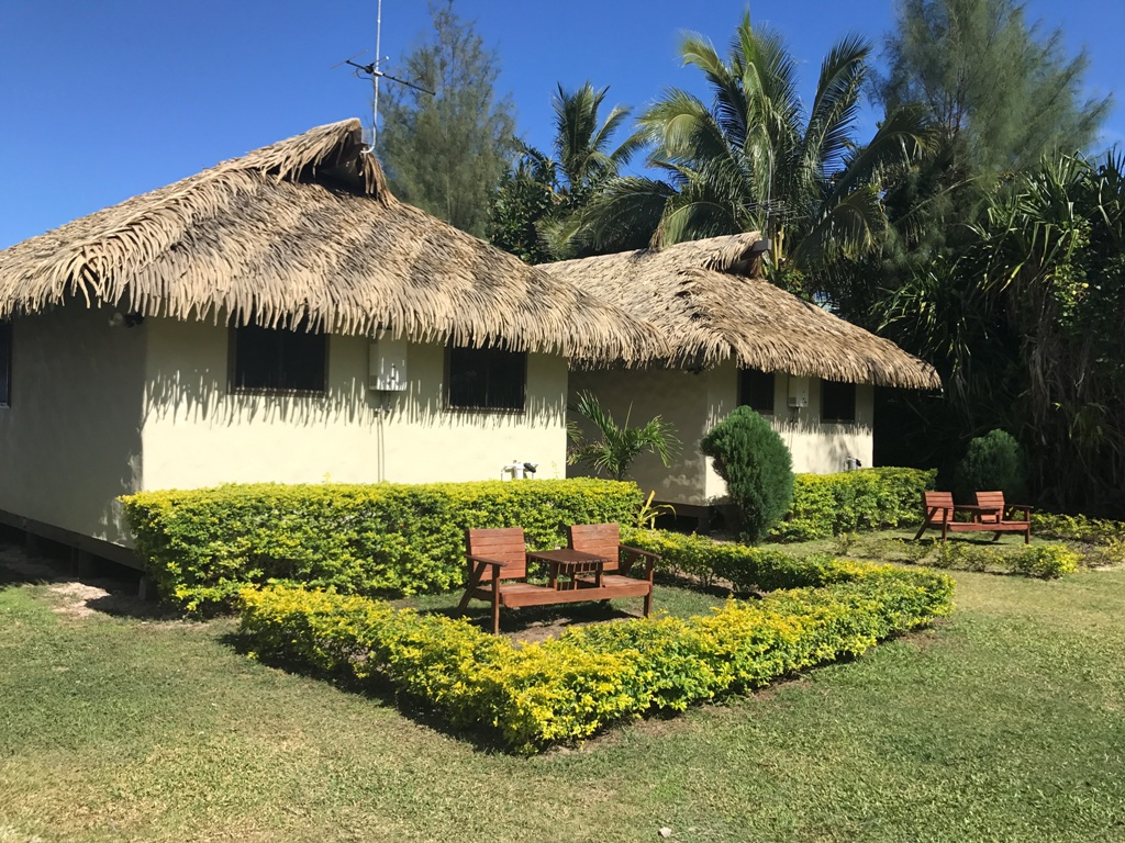 Muri Shores relax area