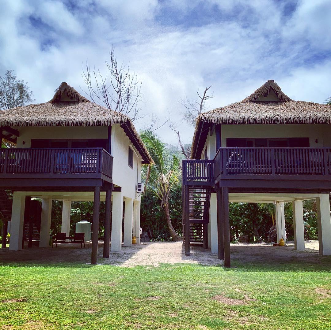 Lagoon view villas