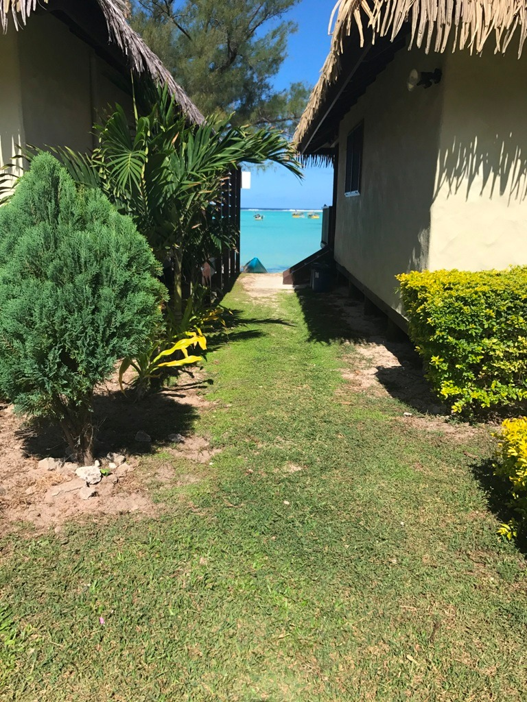 Muri Shores walkway