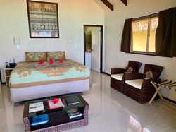 Interior of Villas