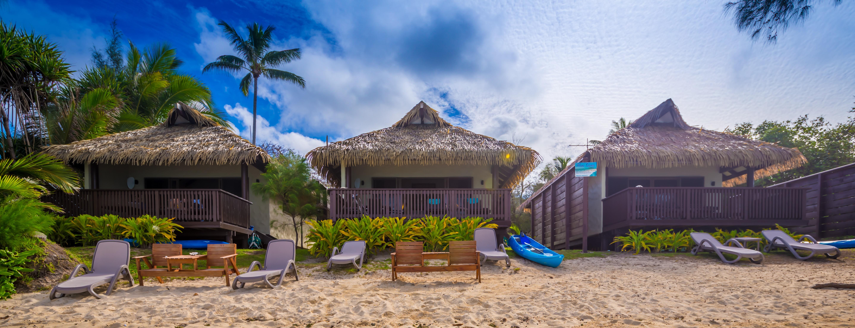 Muri Shores Beachfront villas