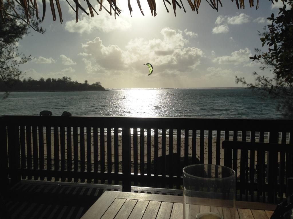 Sunrise at Muri Shores