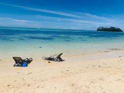 Muri Shores Beach Area