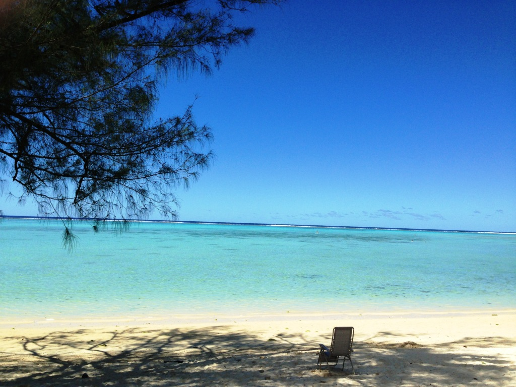 Beach days at Muri Shores