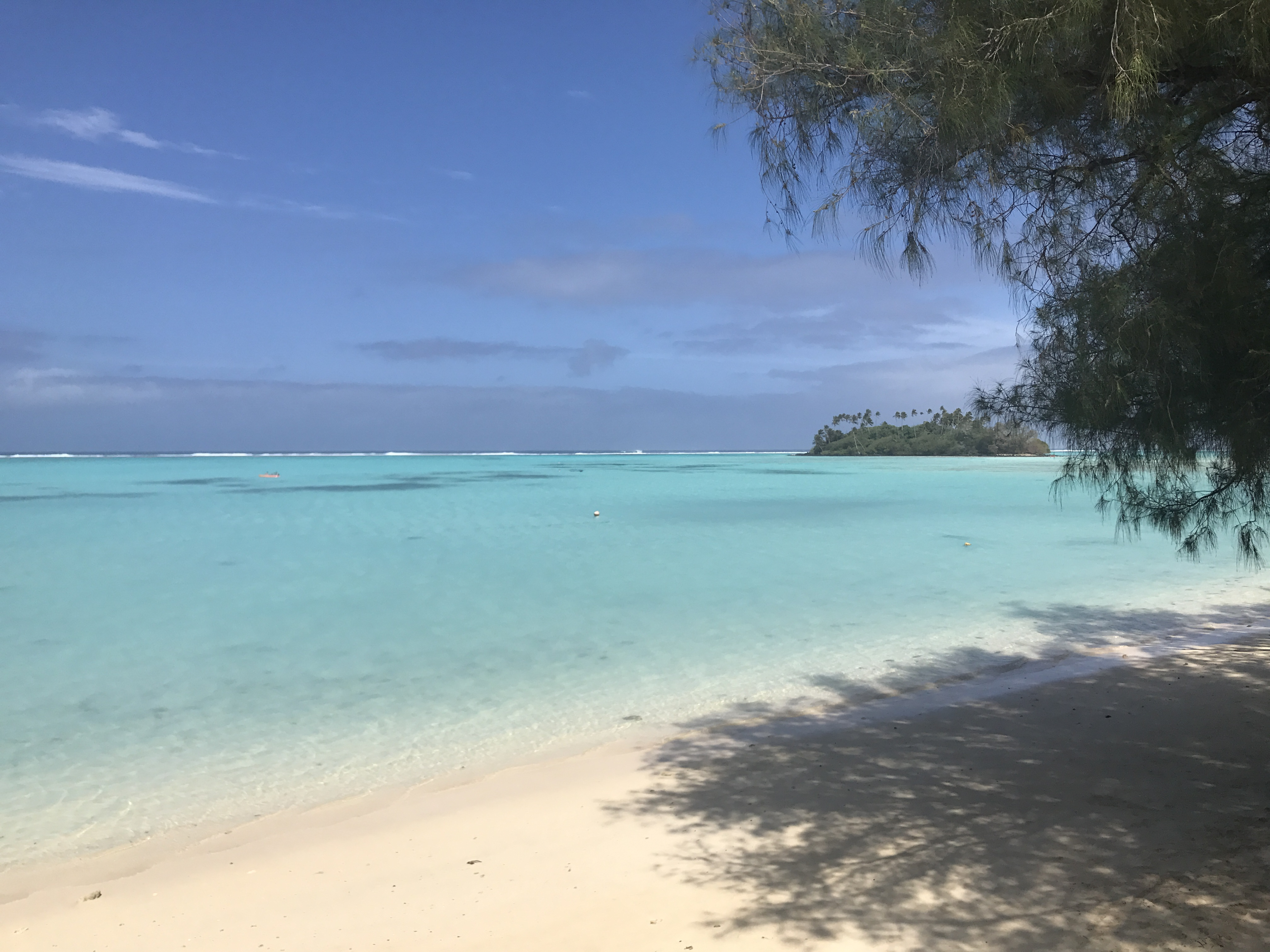 Muri Shores Beach
