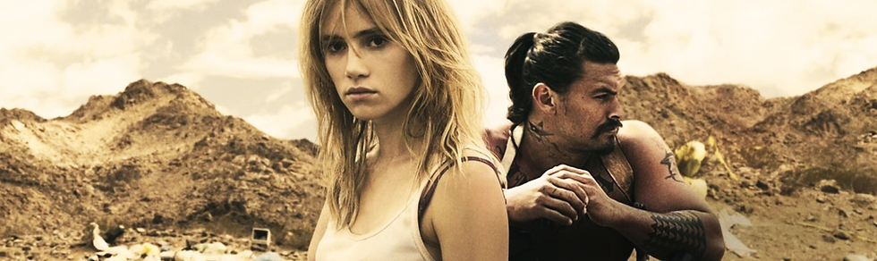 The Bad Batch Film Review by Bryn Curt James Hammond