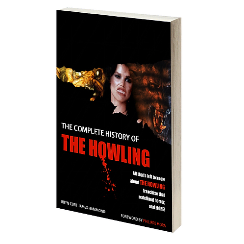 The Complete History of The Howling [First Edition]