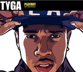 Tyga, Playboy