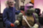 Teenage Mutant Ninja Turtles: The Next M