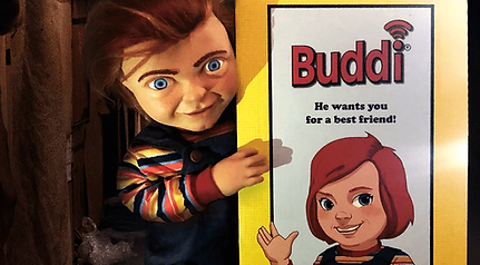 Buddi Doll Childs Play film review by Br