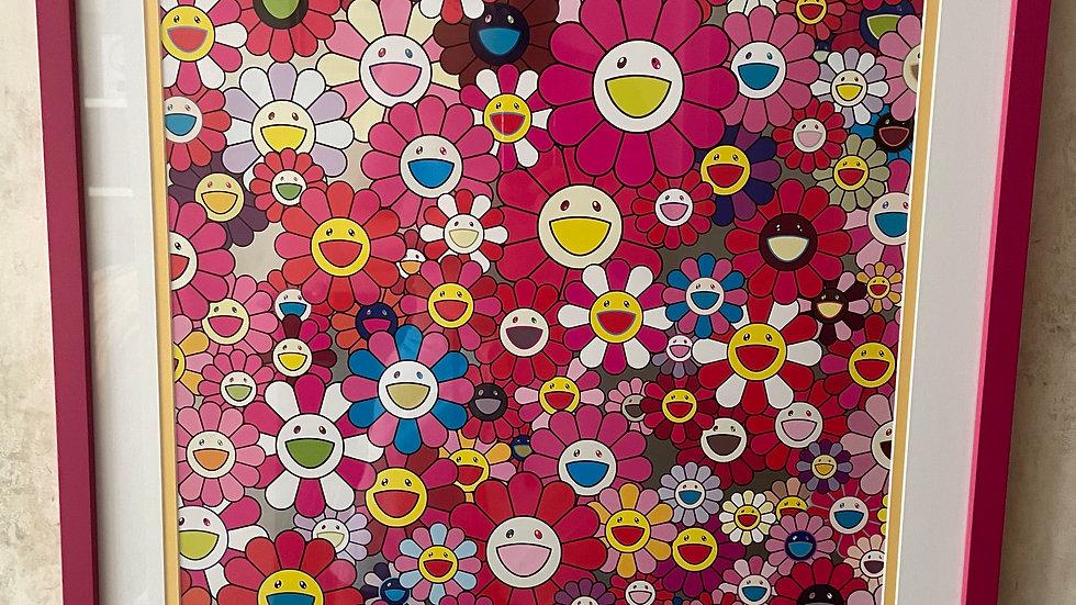 Takashi Murakami Limited Edition Print