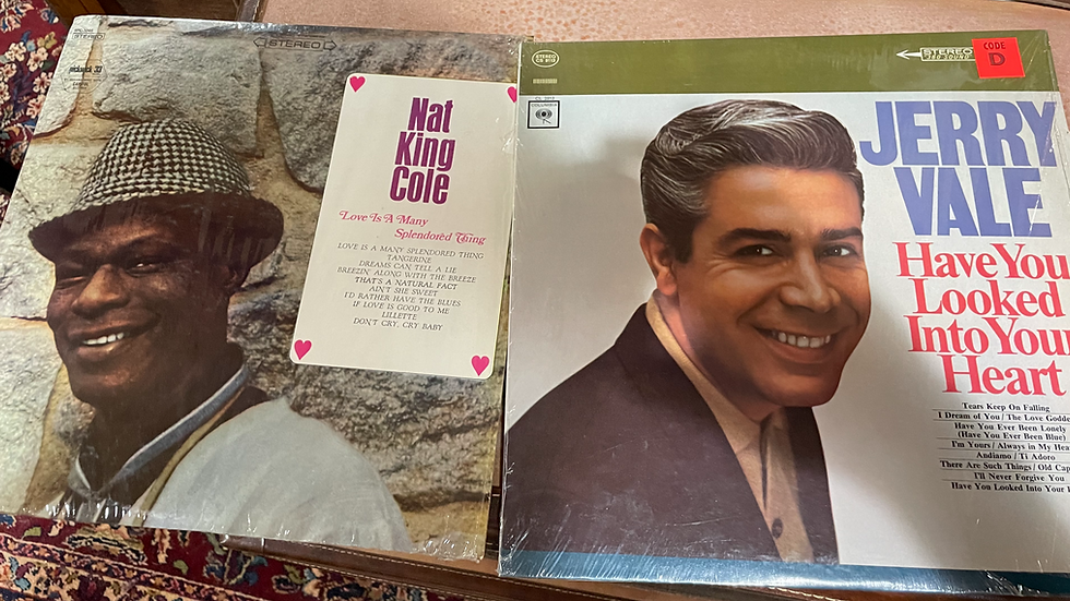 Lot of vintage Classic albums
