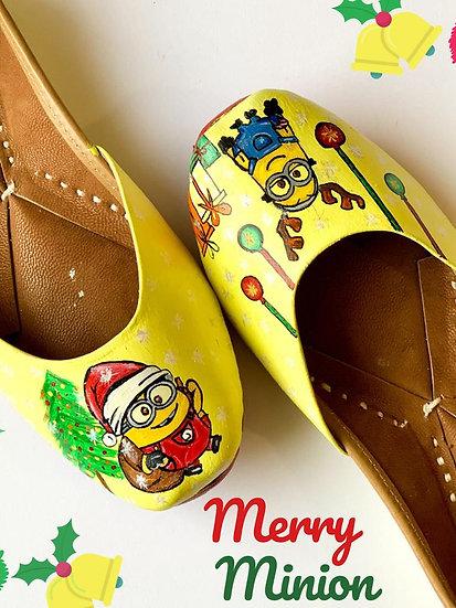 Merry Minion