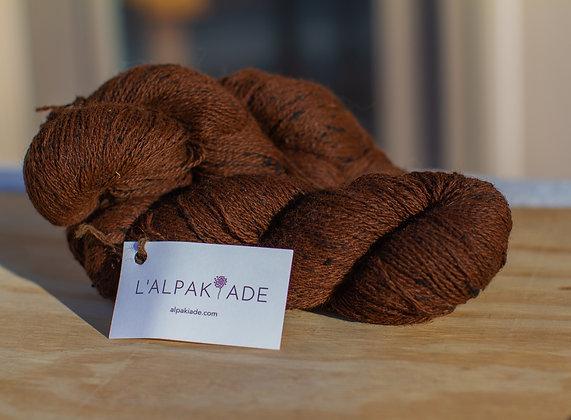 Alpaca & Silk Yarn (2 ply)