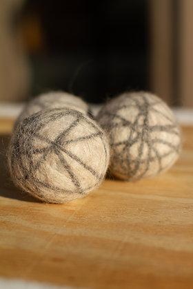 3 dryer balls set