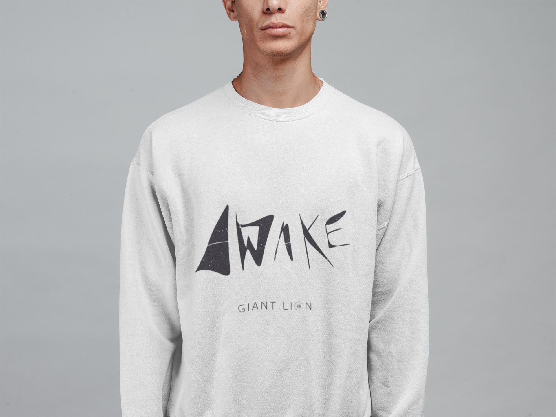 Awake Band Crewneck