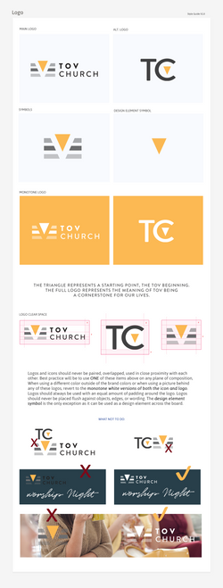 Tov Church Logo