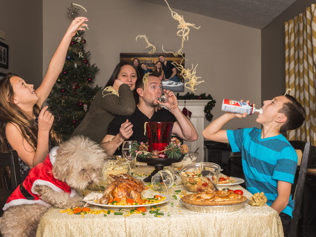 Create Memories, Not Pounds: How to Survive the Holidays